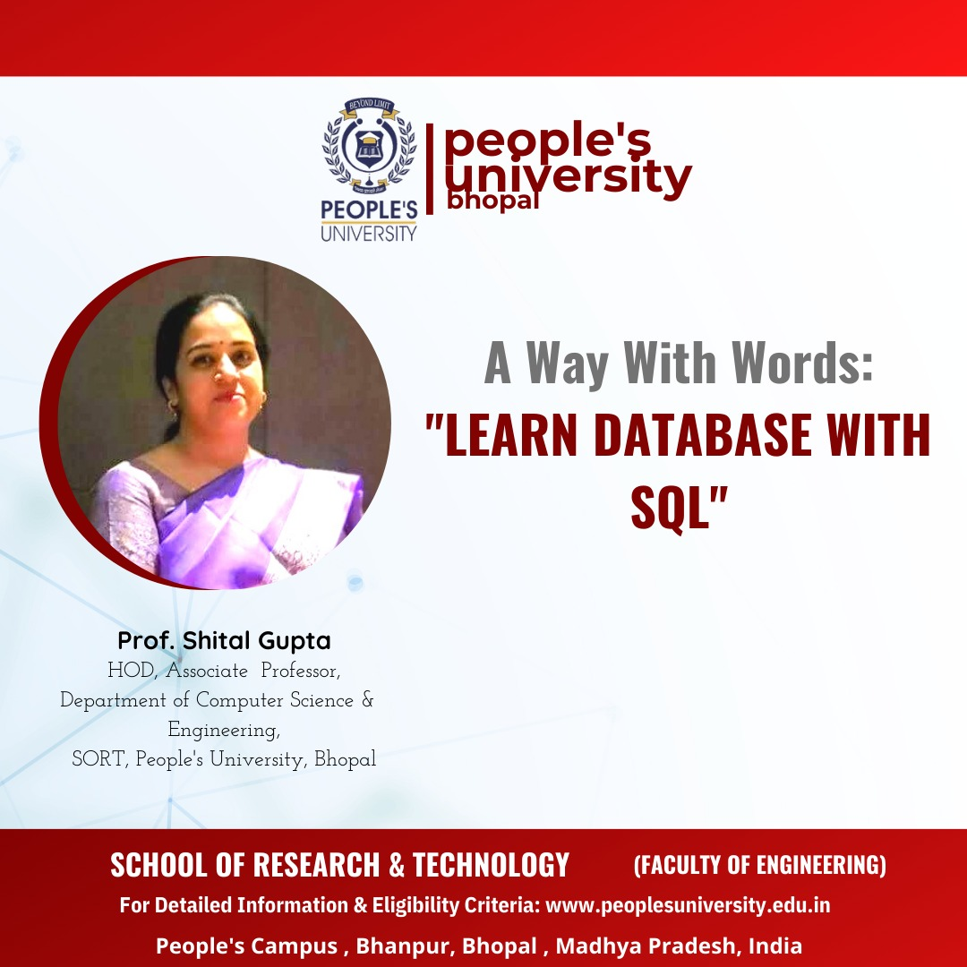 Learn Database With SQL