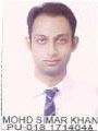 MOHD SIMAR KHAN PU-018171404A